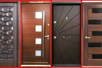 Glamorous Top Modern Wooden Door Designs For Home 2018 | Main Door Design For pertaining to Main Door Images House