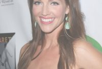 Glamorous Tricia Helfer At Cat Beret Musical Review For Kitty Bungalow Charm inside Good quality Kitty Bungalow