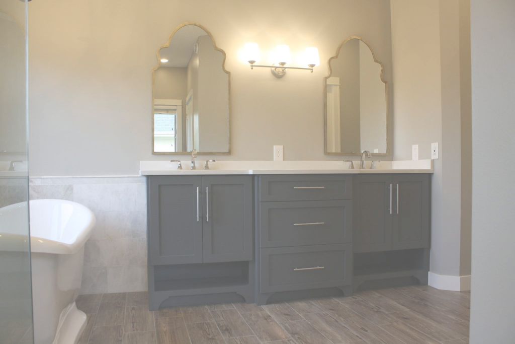 Glamorous Valley Custom Cabinets | Bathroom Vanity within Custom Bathroom Vanity Cabinets