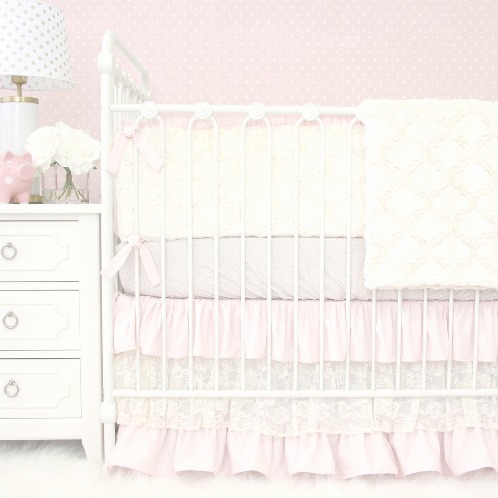 Glamorous Victorian Style Nursery Vintage Baby Bedding For Girls pertaining to Inspirational Victorian Style Nursery