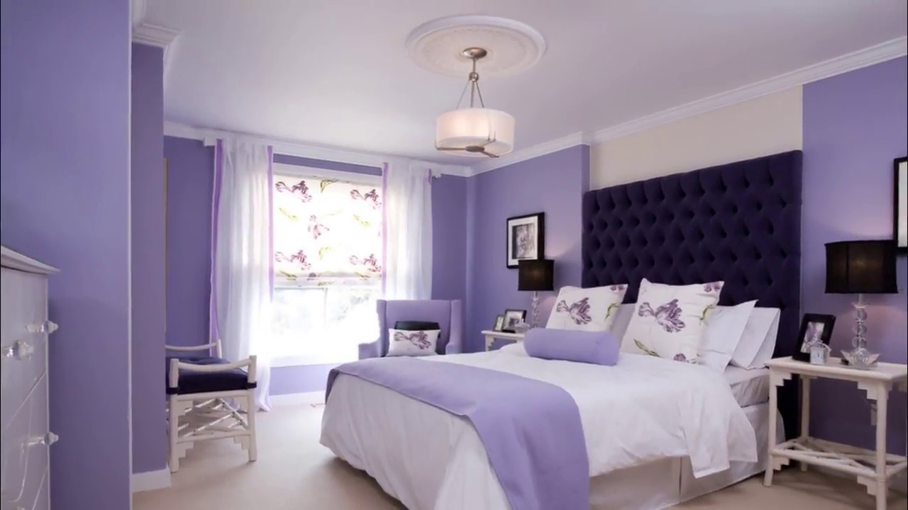 Glamorous Wall Colour Combination For Small Bedroom Indian - Youtube with regard to Small Bedroom Wall Colors