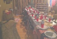 Glamorous Western Party Ideas | Grand Dad 70Th Bday!! | Pinterest | Western inside Western Theme Decorations