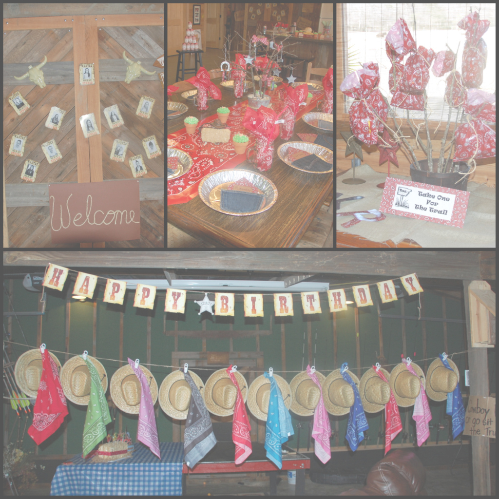 Glamorous Western Theme Classroom Ideas | Create An Affordable Theme Birthday for Good quality Western Theme Decorations