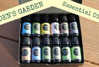 Glamorous Why I Chose Eden's Garden Essential Oils & My 12 Oil Starter Kit with regard to Essential Oils For Garden Pests