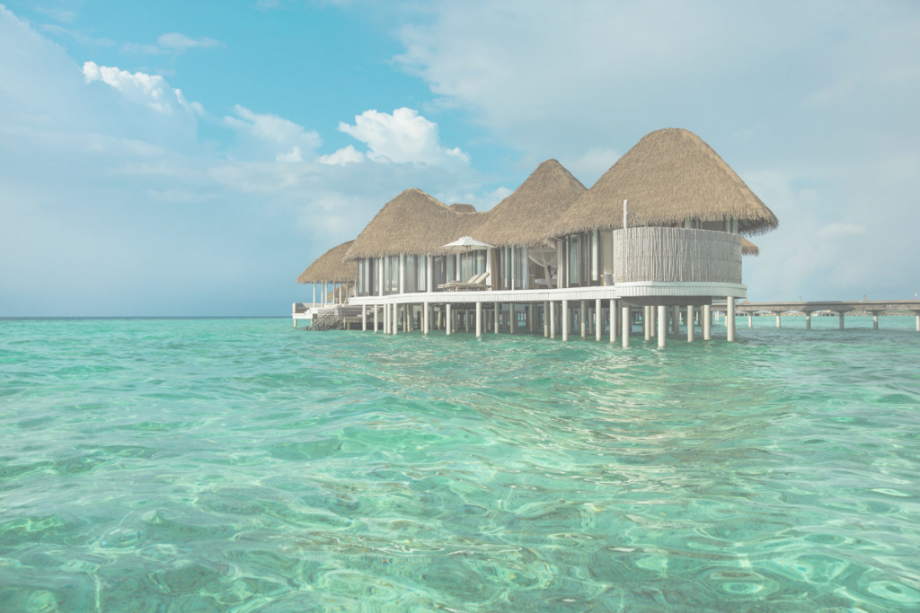 Inspirational 10 Top Overwater Bungalows Around The World | Travel | Us News inside Over The Water Bungalows In Caribbean