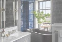Inspirational 13 Blue Bathrooms Ideas – Blue Bathroom Decor throughout Lovely Blue And Gray Bathroom
