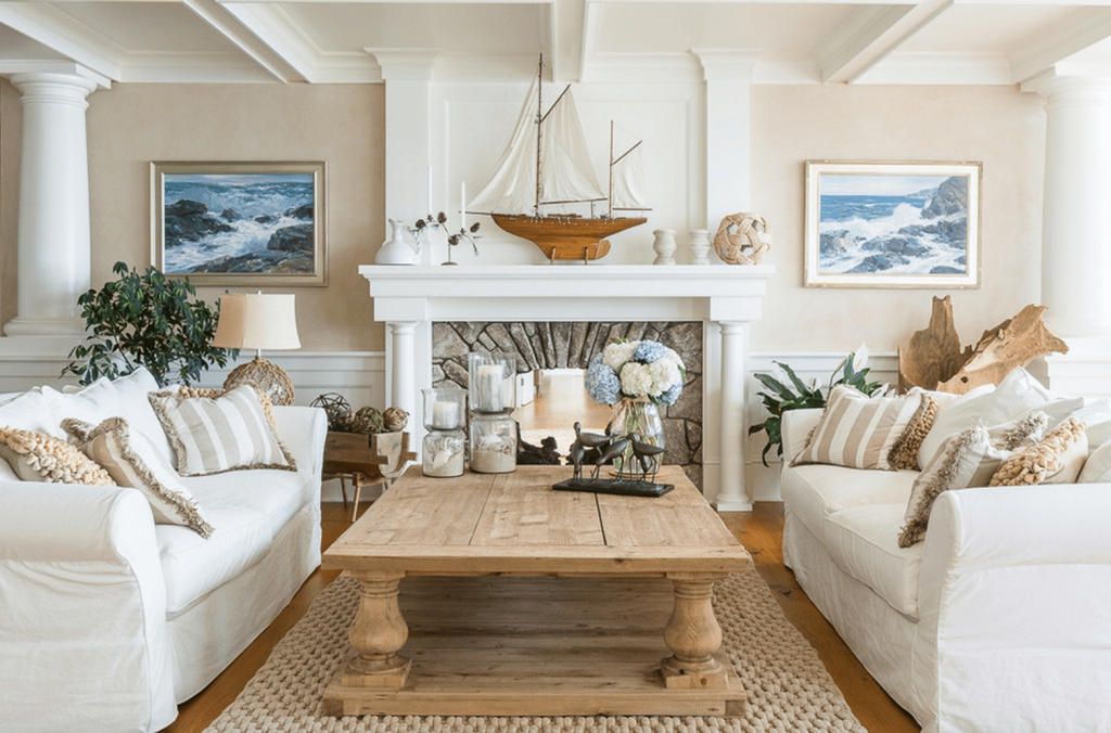 Inspirational 20 Beautiful Beach House Living Room Ideas In Beach Living Room inside Beach Living Room Furniture