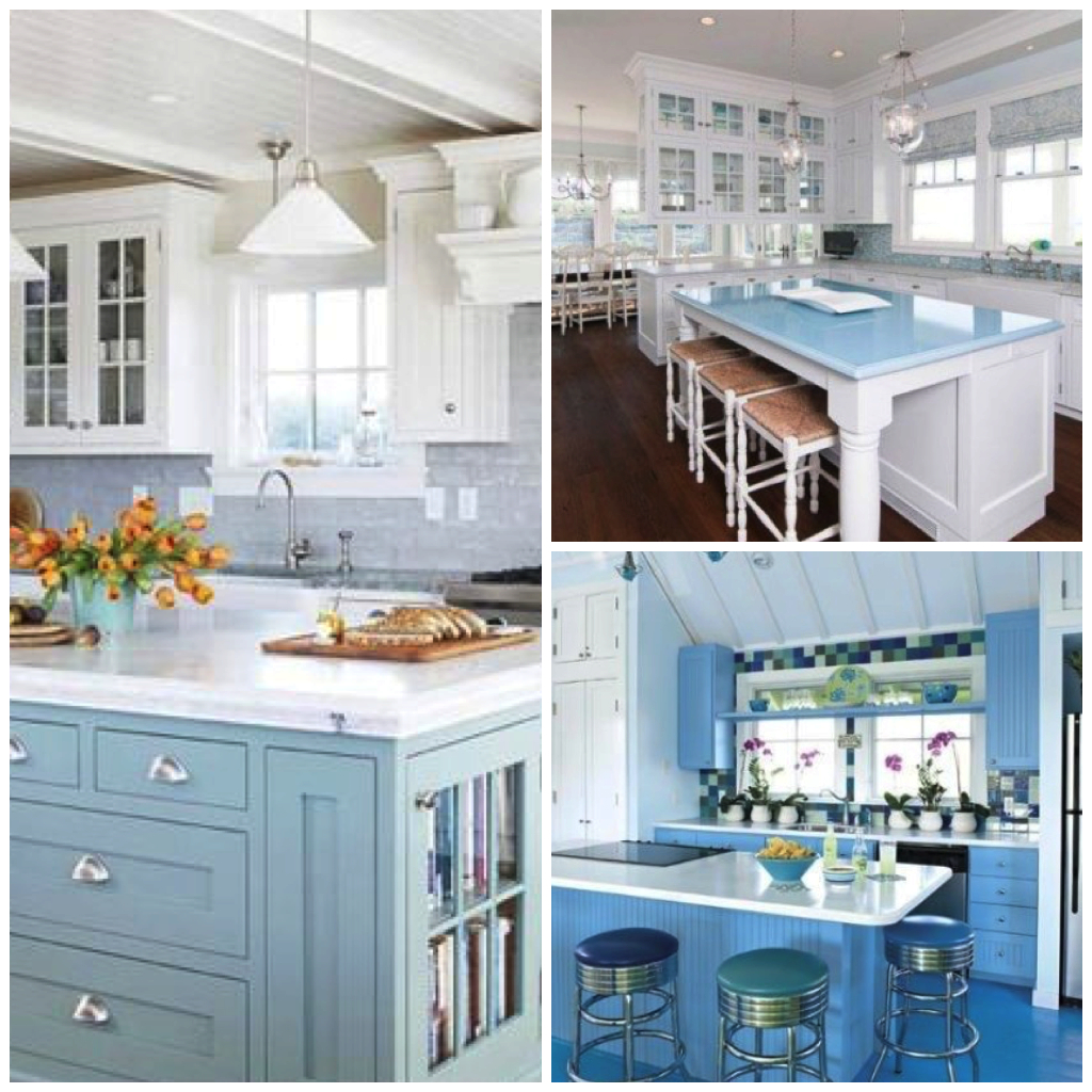 Inspirational 5 Key Components Of A Mellow Beach Kitchen throughout Beach Themed Kitchen Decor