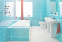 Inspirational Amazing Blue Bathroom Ideas Intended For Dream | Home Design Planner with regard to Blue Bathroom Interior Design