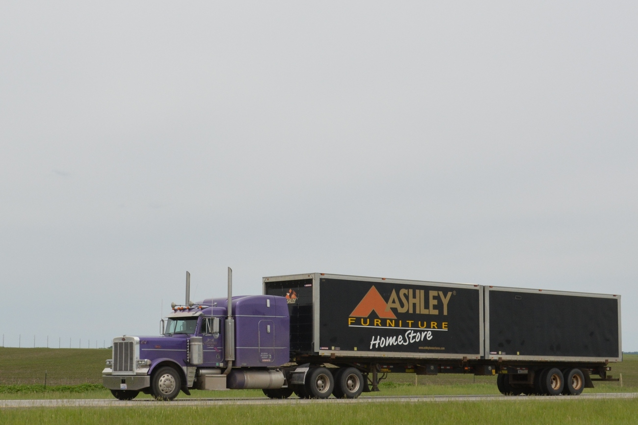 Inspirational Ashley Furniture regarding Ashley Furniture Trucking