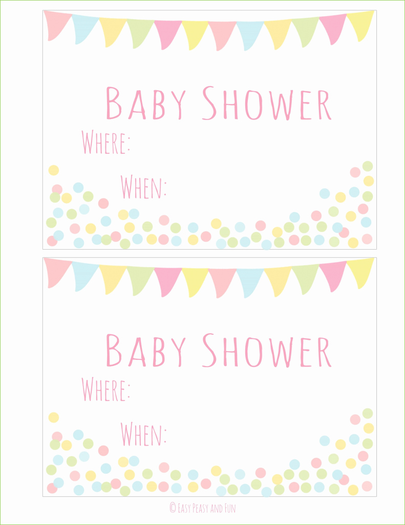 Inspirational Baby Boy Baby Shower Invitations Templates Free Amazing Free with Free Printable Baby Shower