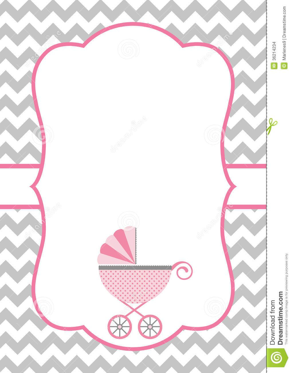Inspirational Baby Girl Border - Google'da Ara | Labels | Pinterest | Babies And Cards within Unique Baby Shower Borders
