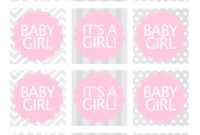 Inspirational Baby Girl Shower Free Printables – How To Nest For Less™ regarding High Quality Free Printable Baby Shower