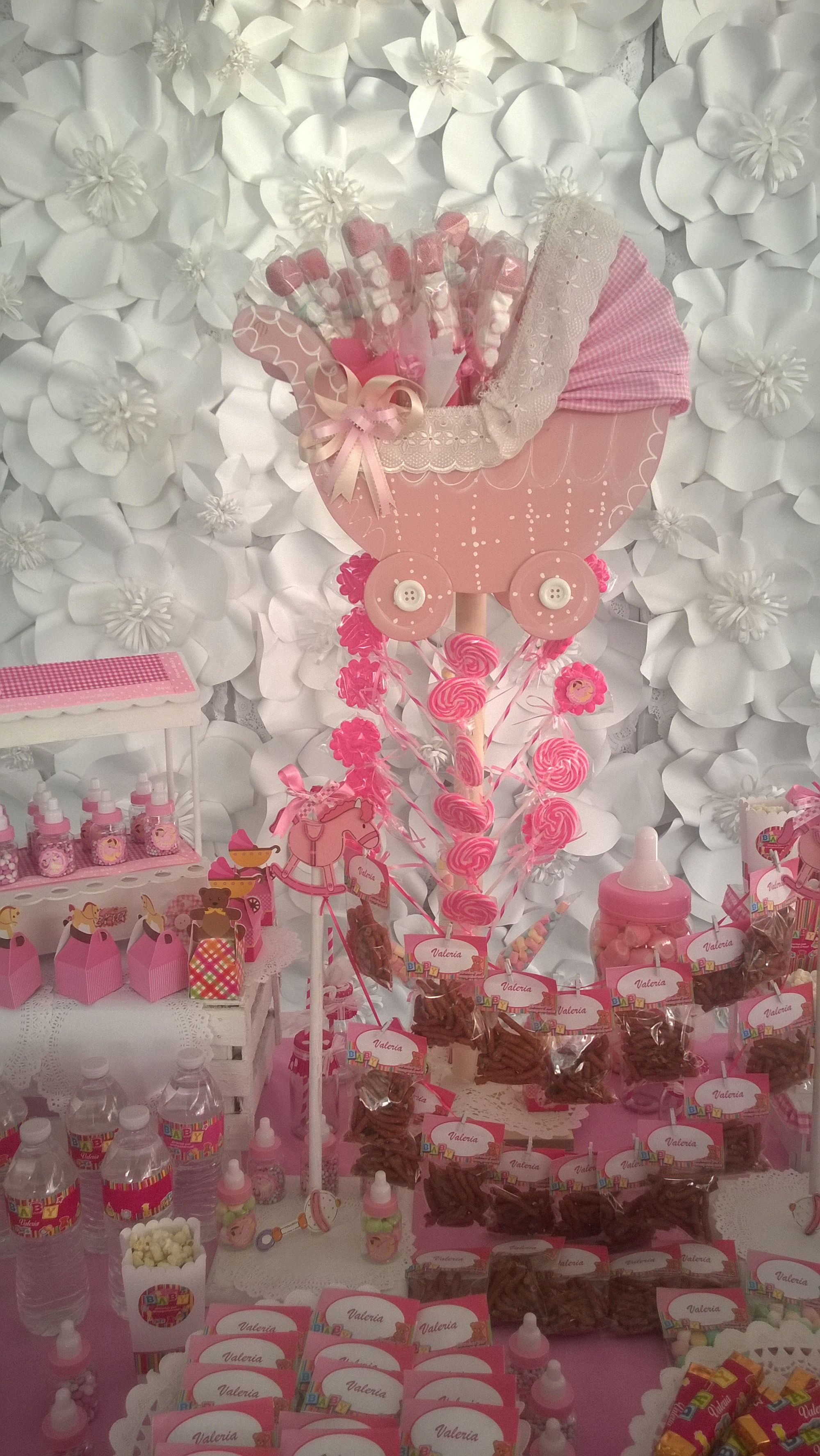 Inspirational Baby Girl Sweets Table Mesa De Dulces Para Baby Shower De Niña within Mesa De Dulces Para Baby Shower