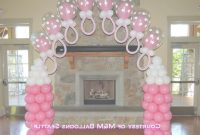 Inspirational Baby Shower Balloons Decoration Why You Should Have Fitfru Style with regard to Baby Shower Decoration