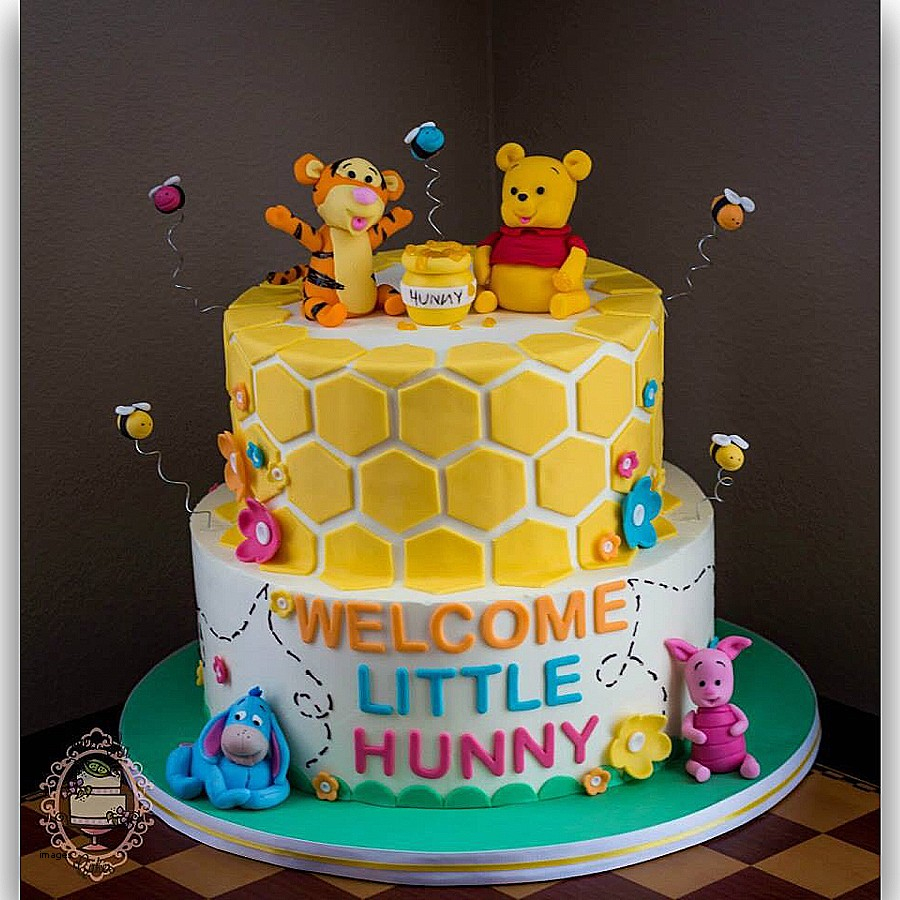 Inspirational Baby Shower Cakes. Elegant Winnie The Pooh Baby Shower Cakes throughout Winnie The Pooh Baby Shower Cakes