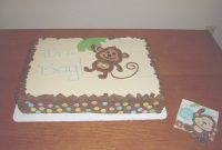 Inspirational Baby Shower Monkey Cakes — Liviroom Decors : Make Your Monkey Baby in Baby Shower Monkey Cakes