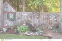 Inspirational Backyard Country Stock Image. Image Of Grey, Wood, Grass – 41542573 within Country Backyard