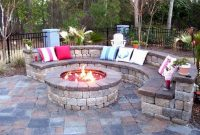 Inspirational Backyard Fire Pit Ideas Landscaping – Large And Beautiful Photos for Review Backyard Landscaping Ideas With Fire Pit