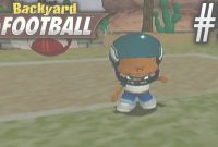 Inspirational Backyard Football (Gamecube) | Season Mode | Ep5 | Everybody Loves within Backyard Football Game