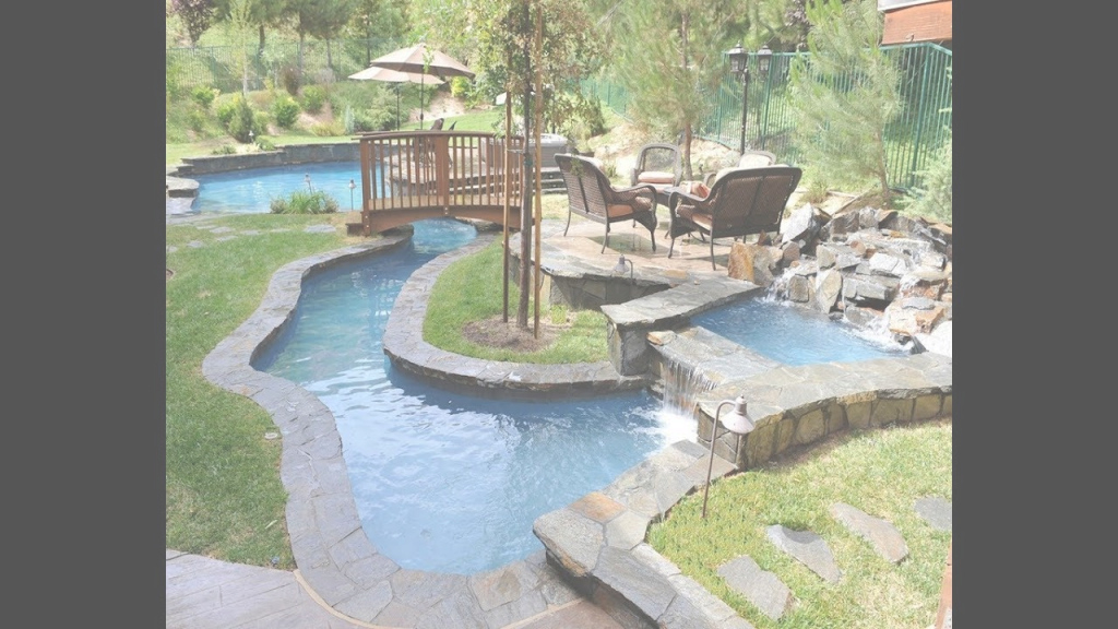 Inspirational Backyard Oasis Ideas - Youtube within Luxury Backyard Oasis