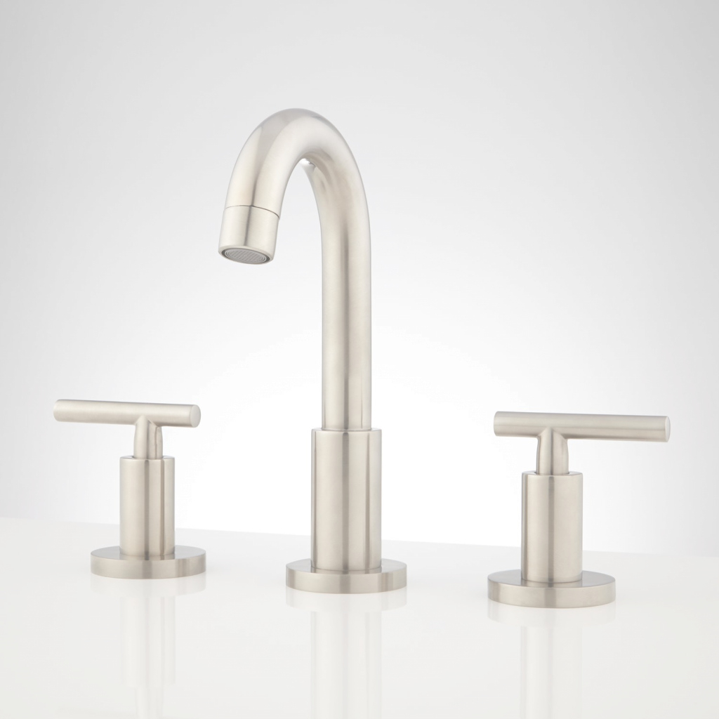 Inspirational Bareva Widespread Bathroom Faucet - Bathroom with regard to Inspirational Satin Nickel Bathroom Faucet