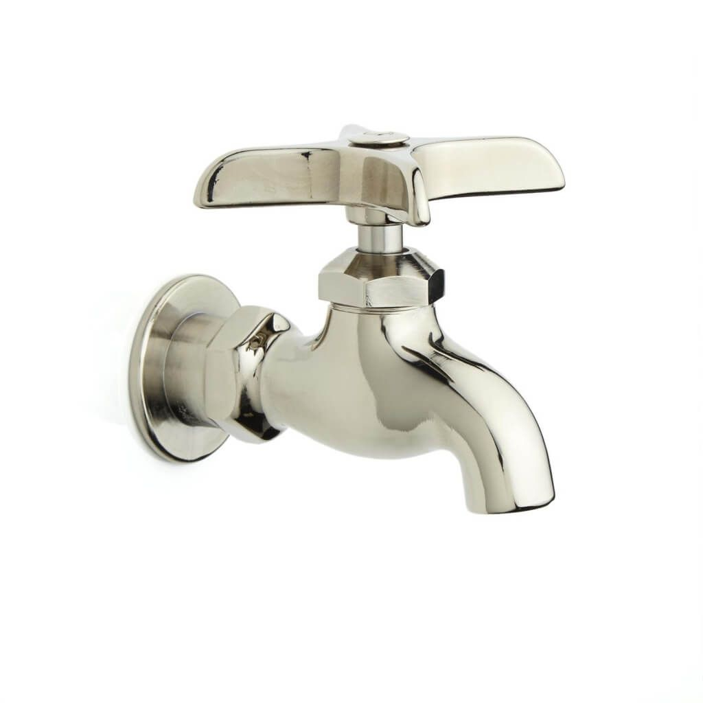 Inspirational Bathroom: Elegant Wall Mount Bathroom Faucet Design In Brushed with regard to Best of Wall Mounted Bathroom Faucets Brushed Nickel
