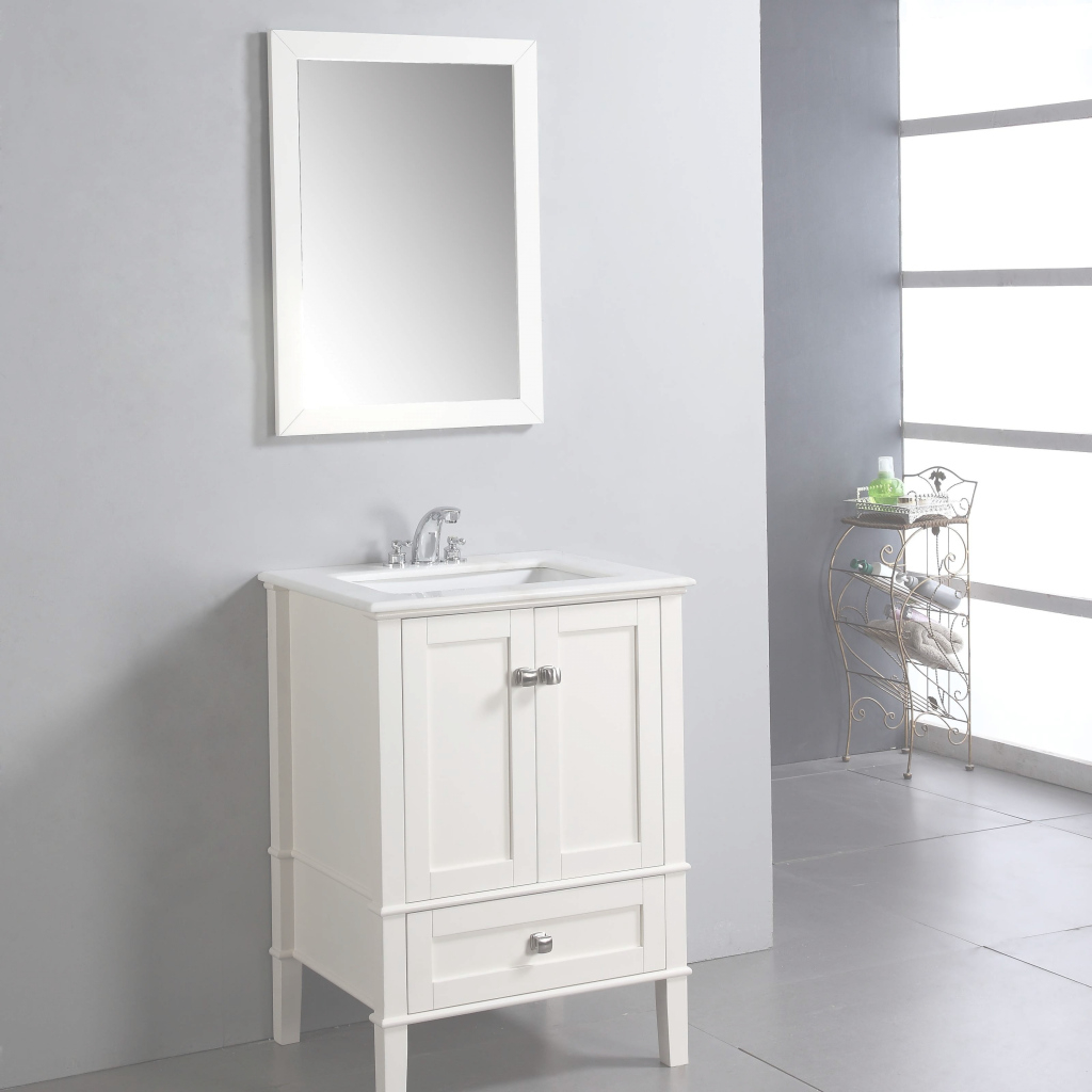 Inspirational Bathroom Vanity : Bathroom Vanities Single Bathroom Vanity 28 Inch in Beautiful Corner Bathroom Vanity Sink
