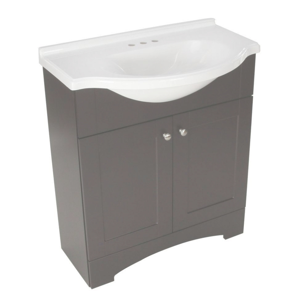 Inspirational Bathroom Vanity Home Depot Inside Up To 40 Off Vanities At Hip2Save pertaining to Unique Home Depot Bathroom Vanities And Cabinets
