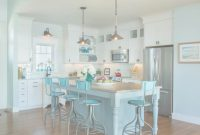 Inspirational Beach Kitchen Decor Facemasre Com House Style Kitchens Easy Your intended for Beach Themed Kitchen Decor
