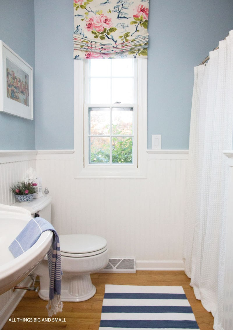 Inspirational Beadboard Bathroom: How To Diy Beadboard That Looks Professional! with regard to Diy Beadboard