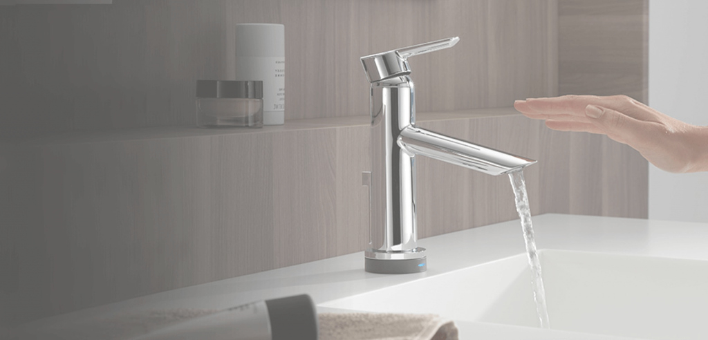 Inspirational Best Touchless Kitchen Faucets - (Reviews & Buying Guide 2018) with Good quality Motion Sensor Bathroom Faucet