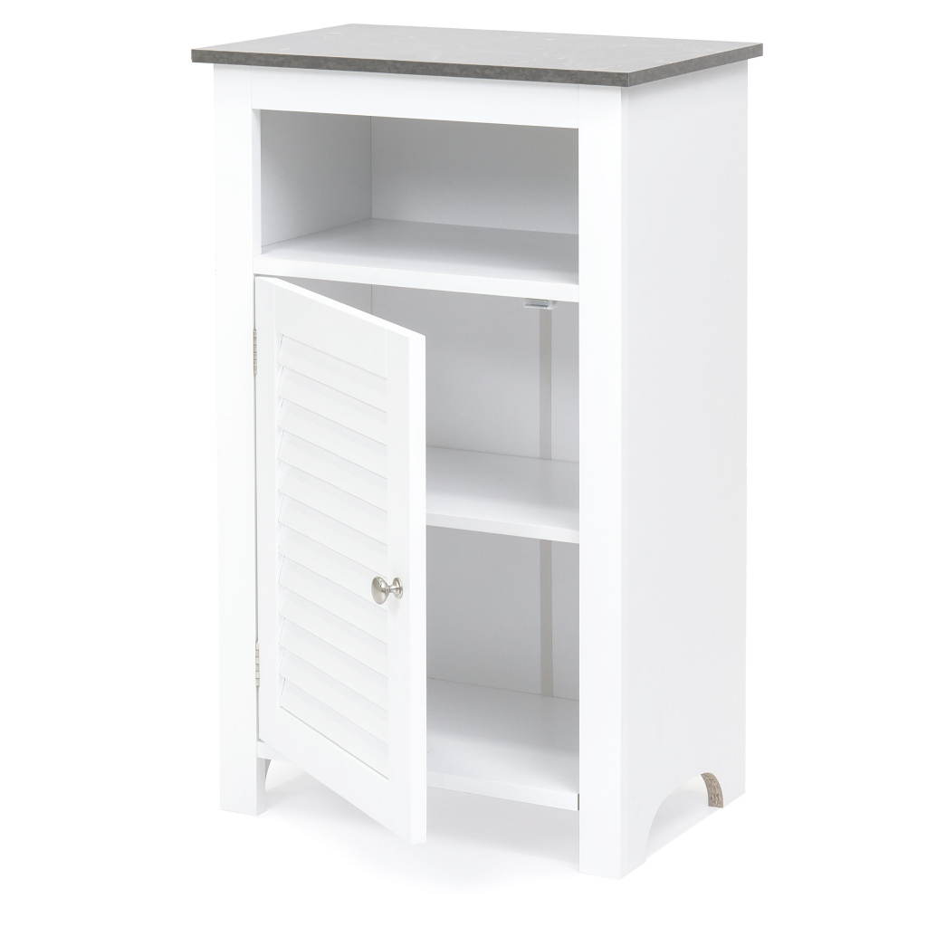 Inspirational Bestchoiceproducts: Best Choice Products Bathroom Floor Storage regarding Bathroom Floor Cabinet White