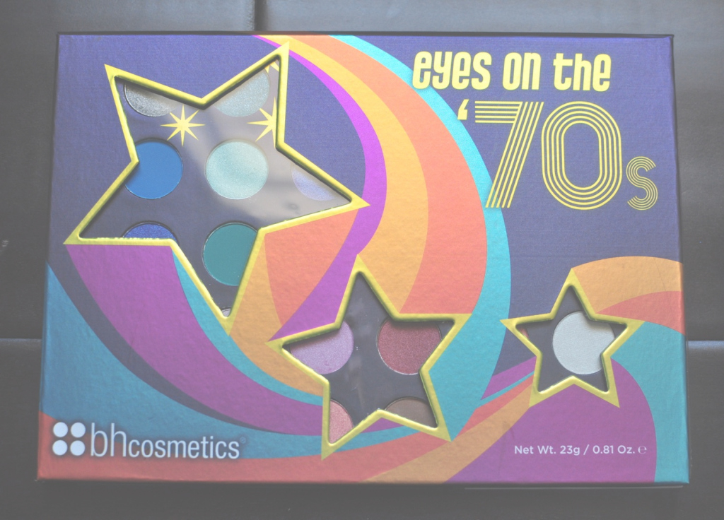 Inspirational Bh Cosmetics Eyes On The '70S Palette Review - intended for 70S Color Palette