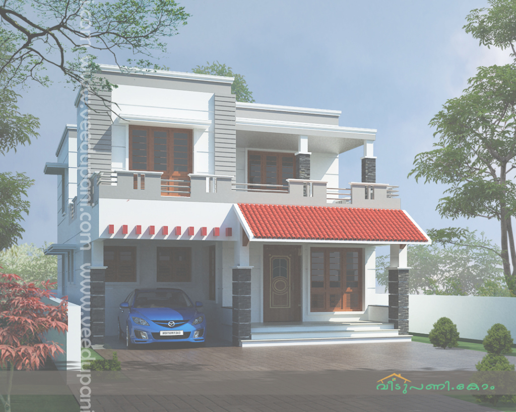 Inspirational Captivating Kerala Veedu Images 22 January Home Design And Floor pertaining to Beautiful Manorama Veedu
