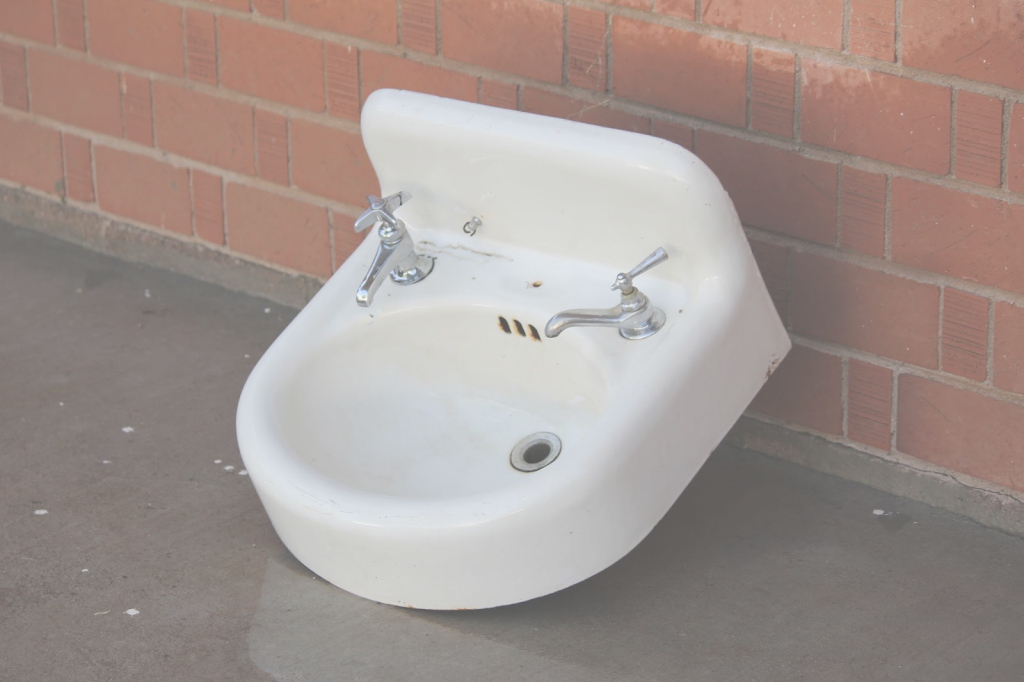 Inspirational Cast Iron Bathroom Sink Amazing Utility Within 22 | Cuboshost intended for Cast Iron Bathroom Sink