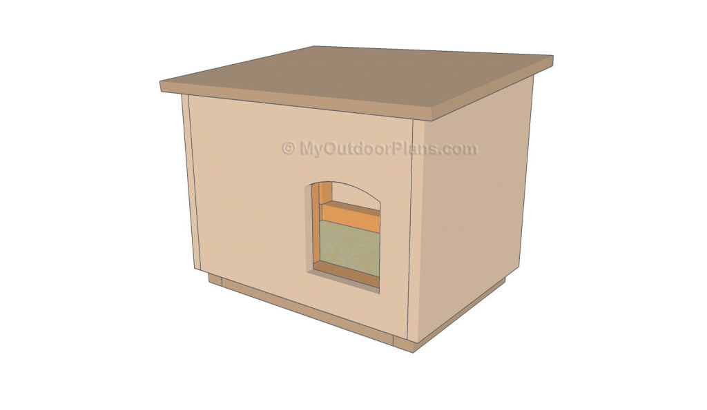 Inspirational Cat House Plans For Insulated Myoutdoorplans Free Woodworking Ideas throughout Lovely Cat House Plans Pdf
