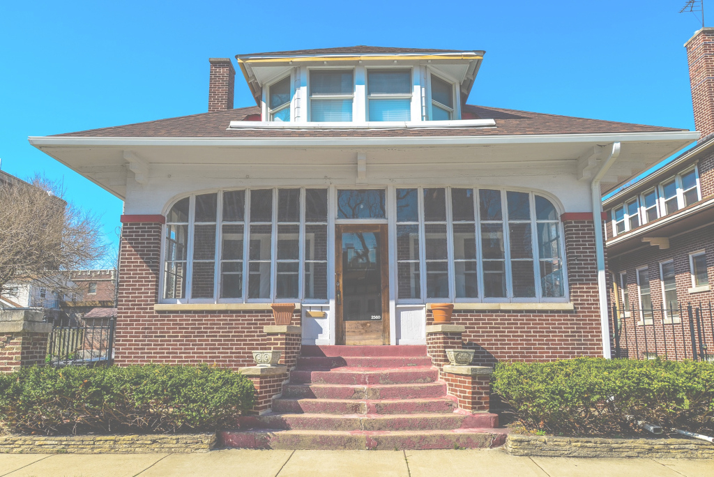 Inspirational Chicago Bungalow · Buildings Of Chicago · Chicago Architecture throughout Chicago Bungalow