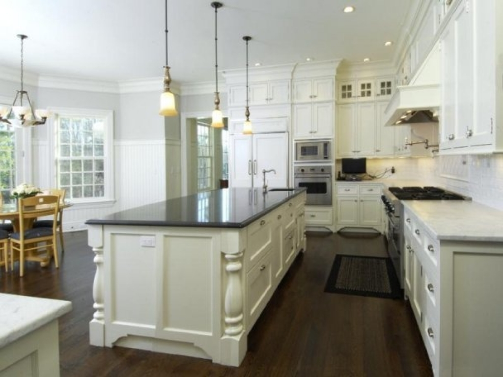 Inspirational Colonial Kitchen Design - Mellydia - Mellydia in Colonial Kitchen Design