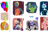 Inspirational Color Palette Challenge Memelaureth-Dk On Deviantart inside Color Palette Meme