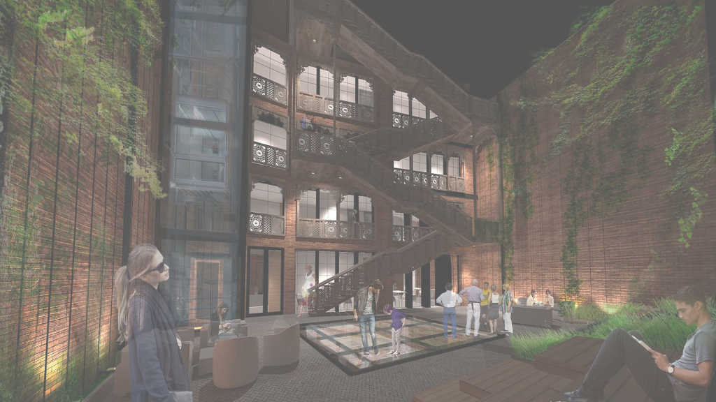 Inspirational Competition Winner Of Architectural Award, Hotel Project In Old within Fresh Garden Hotel Tbilisi