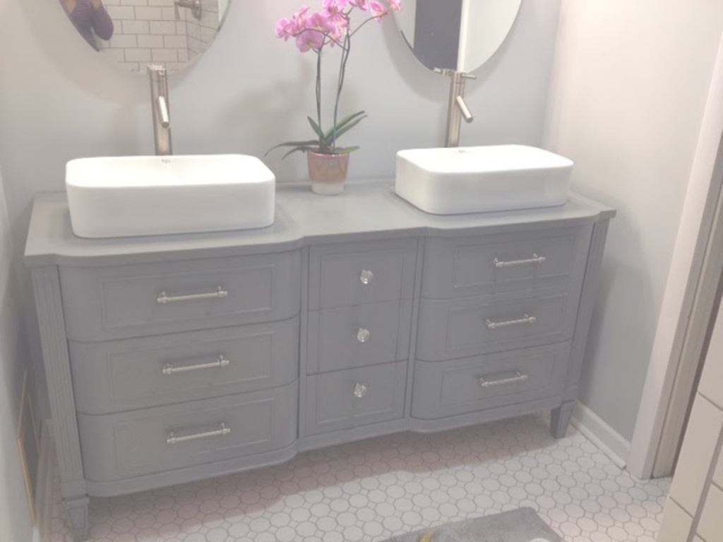 Inspirational Dresser As Bathroom Vanity — Dressers Ideas : Old Dresser Bathroom for Fresh Dresser Bathroom Vanity