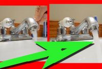 Inspirational Easy Fix For Low Water Pressure In Kitchen Sink Or Bathroom Sink in Low Water Pressure In Kitchen Sink Only