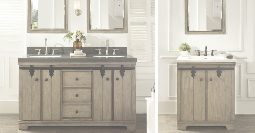 Inspirational Fairmont Designs - Bath Furnishings That Stir The Imagination pertaining to Fairmont Bathroom Vanity