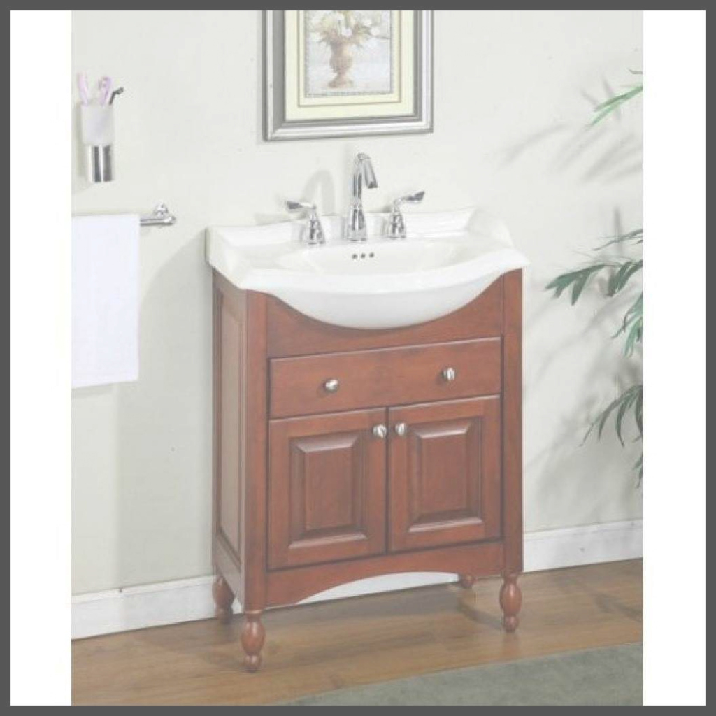 Inspirational Fascinating Narrow Depth Bathroom Vanity Collection Including Sink with Inspirational Narrow Depth Bathroom Vanities