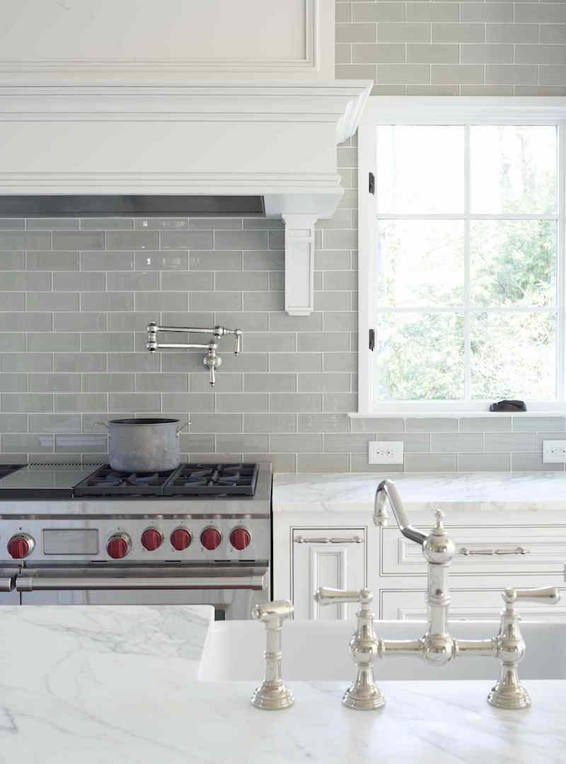 Inspirational Freaking Out Over Your Kitchen Backsplash? | Laurel Home pertaining to Beautiful Kitchen Without Backsplash
