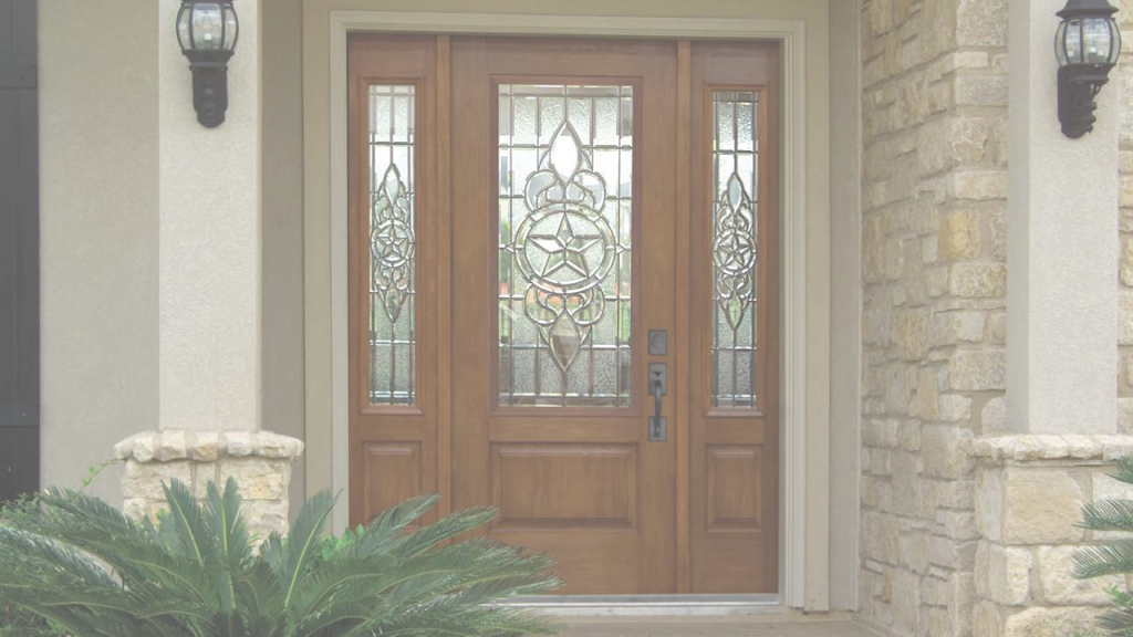 Inspirational Front House Doors Exterior With Glass Designs - Youtube throughout High Quality Window Glass Design In Kerala