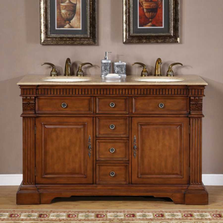 Inspirational Furniture Style Bathroom Vanity Cabinets & Complete Ideas Example inside Best of Furniture Style Bathroom Vanities