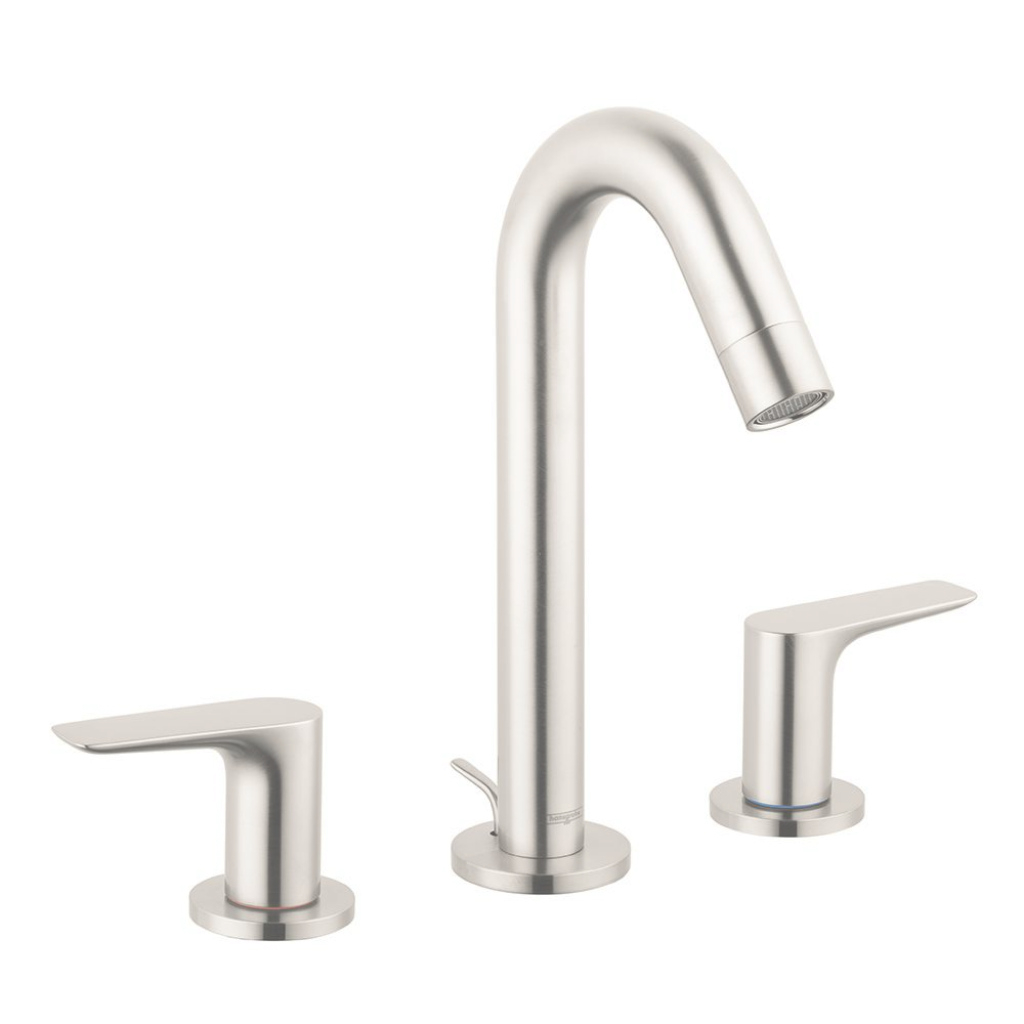 Inspirational Hansgrohe Logis 150 8 In. Widespread 2-Handle Bathroom Faucet With pertaining to Hansgrohe Bathroom Faucet