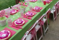 Inspirational Homemade Babyhower Table Decoration Ideasturdy How To Make intended for Baby Shower Table Decorating Ideas